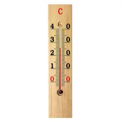 Termometro Ambiente 26 Cm Termometro semplice al mercurio per il rilevamento della temperatura nella grow room. termometro ambiente 26 cm