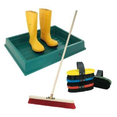Limpieza e Higiene para Ganadería